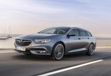 Opel Insignia Sports Tourer 2.0 Diesel (seit 2017) Front + rechts
