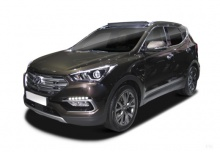Hyundai Santa Fe 2.4 GDI 2WD (2015-2015) Front + links