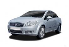 Fiat Linea 1.6 Multijet 16V (2009-2011) Front + links