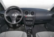 Seat Ibiza 1.9 TDI (2002-2005) Armaturenbrett