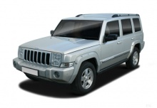 Jeep Commander 5.7 V8 HEMI Automatik (2006-2009) Front + links