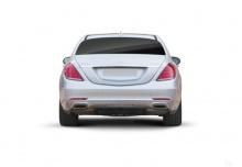 Mercedes-Benz S 600 L 7G-TRONIC (seit 2014) Heck