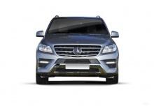 Mercedes-Benz ML 500 4MATIC BlueEFFICIENCY 7G-TRONIC (2012-2015) Front