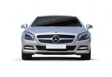 Mercedes-Benz SL 350 7G-TRONIC (2011-2014) Front