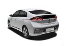 Hyundai IONIQ Elektro (seit 2016) Heck + links