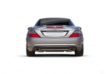 Mercedes-Benz SLK 200 (2015-2015) Heck