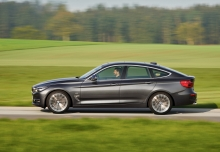 BMW 318d GT Aut. (seit 2015) Seite links