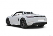 Porsche 718 Boxster (2016-2016) Heck + links