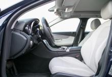 Mercedes-Benz AMG C 63 T AMG Speedshift 7G-MCT (seit 2014) Innenraum