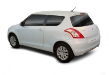 Suzuki Swift 1.2 ECO+ (seit 2014) Heck + links