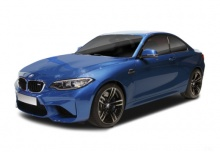 BMW M2 Coupe (2015-2015) Front + links