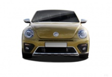 VW The Beetle Cabriolet 1.2 TSI DSG BlueMotion Techno (2016-2016) Front