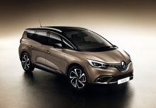 Renault Grand Scenic ENERGY TCe 115 (2016-2016) Front + rechts