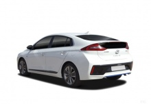 Hyundai IONIQ Hybrid 1.6 GDI (seit 2016) Heck + links