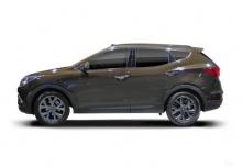 Hyundai Santa Fe blue 2.0 CRDI 2WD (seit 2015) Seite links