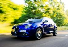 Alfa Romeo Mito 1.4 8V (seit 2016) Front + links