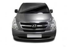 Hyundai H-1 2.5 CRDi (2015-2015) Front