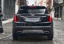 Cadillac XT5 3.6 V6 AWD (seit 2016) Heck