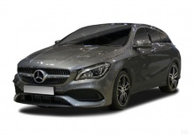 Mercedes-Benz CLA Shooting Brake 200 (seit 2016) Front + links
