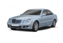 Mercedes-Benz E 420 CDI 7G-TRONIC (2006-2009) Front + links