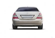 Mercedes-Benz S 320 CDI (2008-2009) Heck
