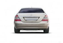 Mercedes-Benz S 420 CDI (2006-2009) Heck