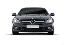Mercedes-Benz SL 300 7G-TRONIC (2010-2010) Front