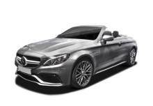 Mercedes-Benz AMG C 43 Cabrio 4Matic 9G-TRONIC (2017-2017) Front + links