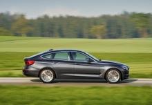 BMW 318d GT Aut. (seit 2015) Seite rechts
