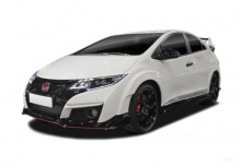 Honda Civic 2.0 VTEC Turbo (seit 2015) Front + links