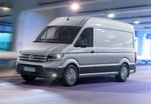 VW Crafter 30 TDI (seit 2016) Front + links