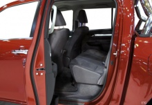 Toyota HiLux 4x2 Single Cab (2016-2016) Innenraum