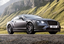 Bentley Continental Supersports (2017-2017) Front + rechts