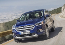 Ford Kuga 1.5 EcoBoost 2x4 (seit 2016) Front + links