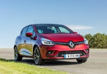 Renault Clio Energy TCe 120 (seit 2016) Front + rechts
