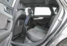 Audi A4 Avant 2.0 TFSI quattro (seit 2017) Innenraum