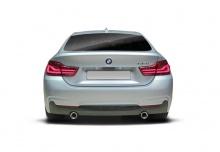 BMW 418d (seit 2015) Heck