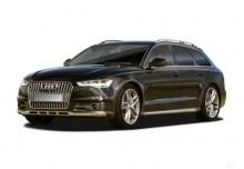 Audi A6 allroad quattro 3.0 TDI S tronic DPF (2015-2015) Front + links