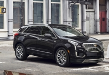 Cadillac XT5 3.6 V6 AWD (seit 2016) Front + rechts