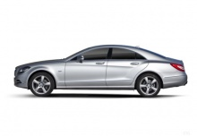Mercedes-Benz CLS 350 BlueEFFICIENCY 7G-TRONIC (2010-2013) Seite links