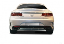 Mercedes-Benz S 400 Coupe 4Matic 7G-TRONIC (2015-2015) Heck