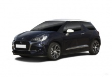 Citroen DS3 THP 208 Start & Stop (seit 2016) Front + links