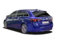 Toyota Avensis Touring Sports 1.6 (2015-2015) Heck + links