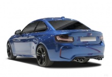 BMW M2 Coupe (2015-2015) Heck + links