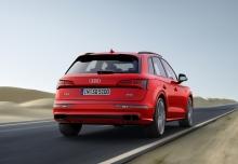 Audi SQ5 3.0 TFSI quattro tiptronic (2017-2017) Heck + rechts