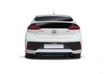 Hyundai IONIQ Hybrid 1.6 GDI (seit 2016) Heck
