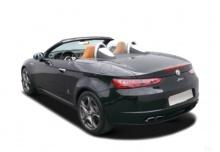 Alfa Romeo Alfa Spider 3.2 JTS V6 24V Q4 Aut. (2010-2011) Heck + links