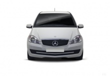 Mercedes-Benz A 170 (2008-2009) Front