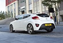 Hyundai Veloster 1.6 Turbo (2016-2016) Heck + links