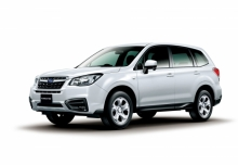 Subaru Forester 2.0D Lineartronic (seit 2016) Front + links